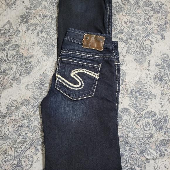 Silver jeans size W25L33